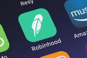 Robinhood app allows users to by fractional shares