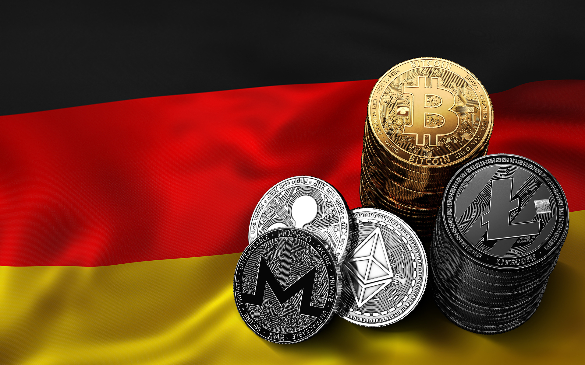 Germany issue new crypto regulations