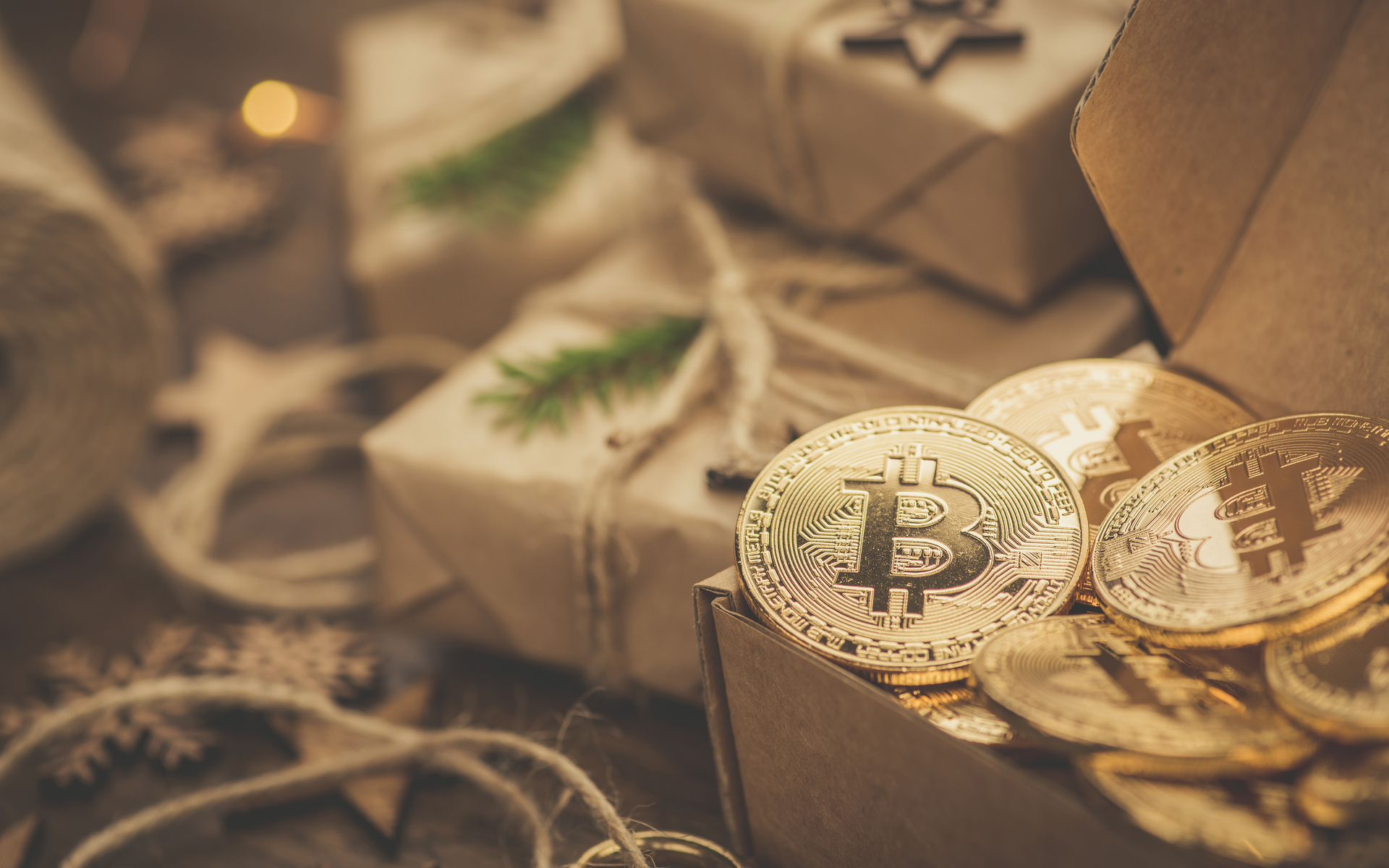 Top 5 Crypto Christmas Presents 2019