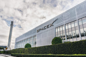 spacex satellite launch crypto