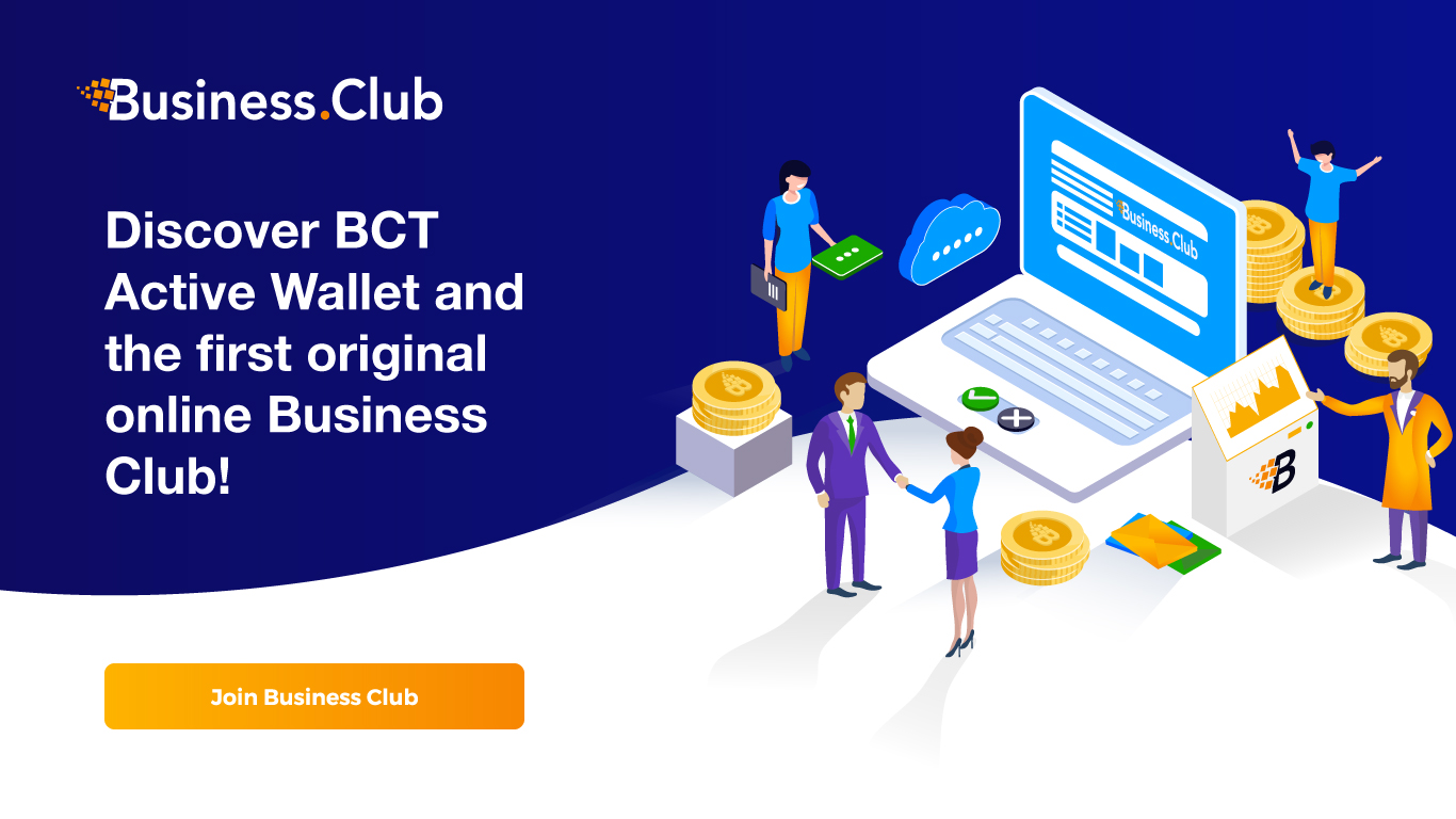 Business Club crypto