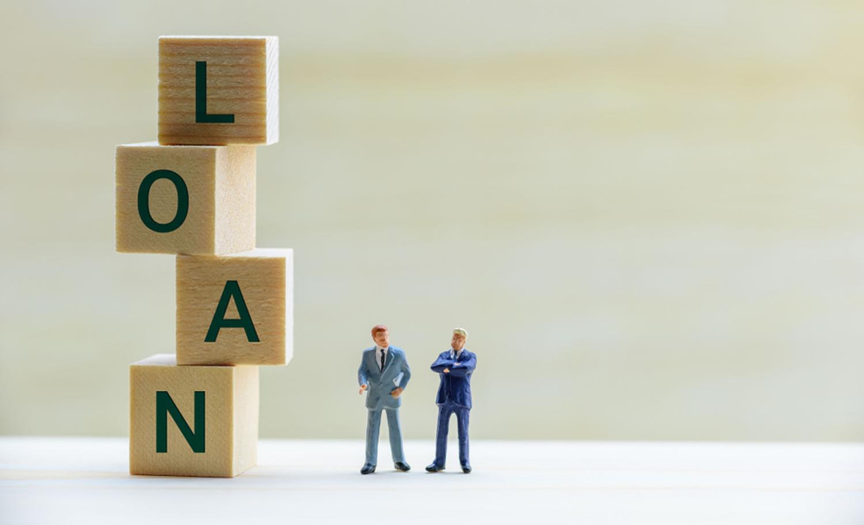ethereum loan DeFi