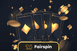 fairspin blockchain gaming