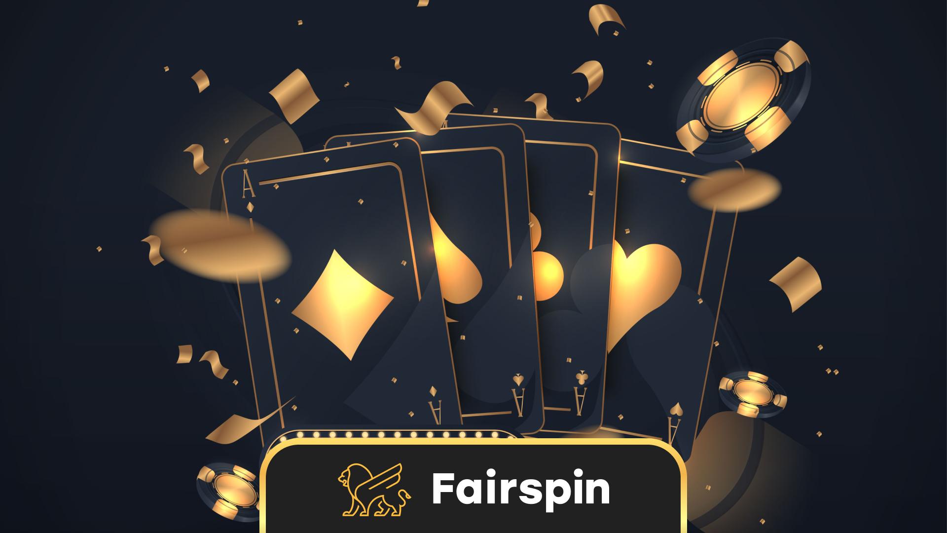 fairspin blockchain gaming