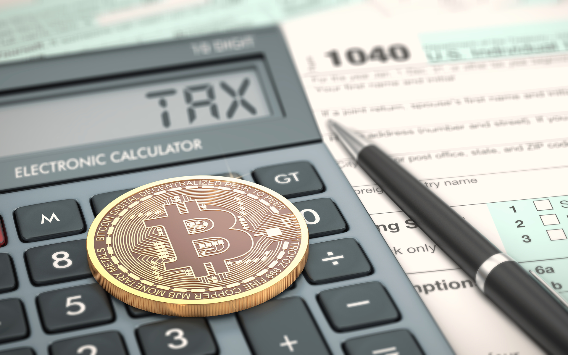 cryptocurrency short term tax rate