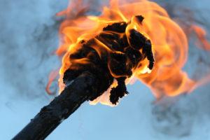 Bitcoin Lightning Torch #2 Has Been Stolen 4 Times Already