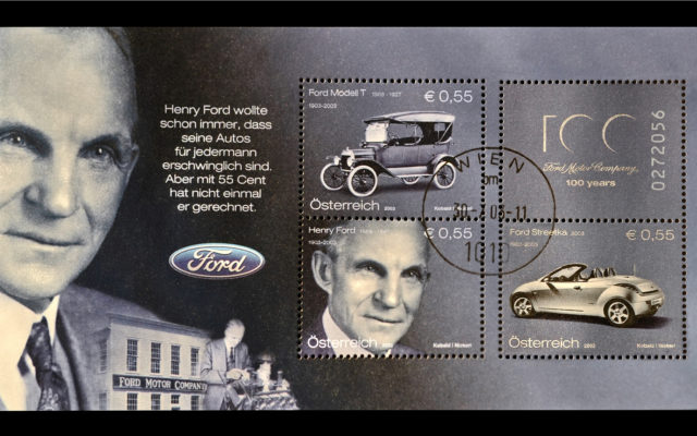 Does Bitcoin Realize Henry Ford's Dream Of Energy Currency?