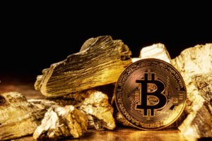 bitcoin gold commodities