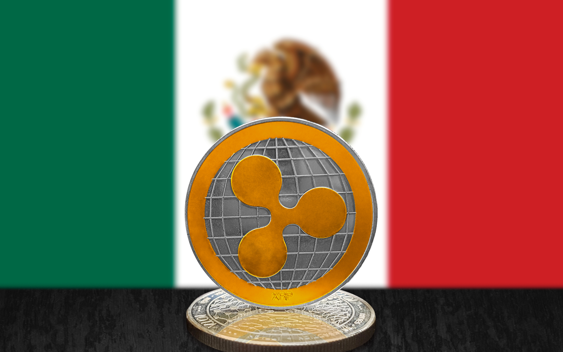 xrp trading huge in mexico