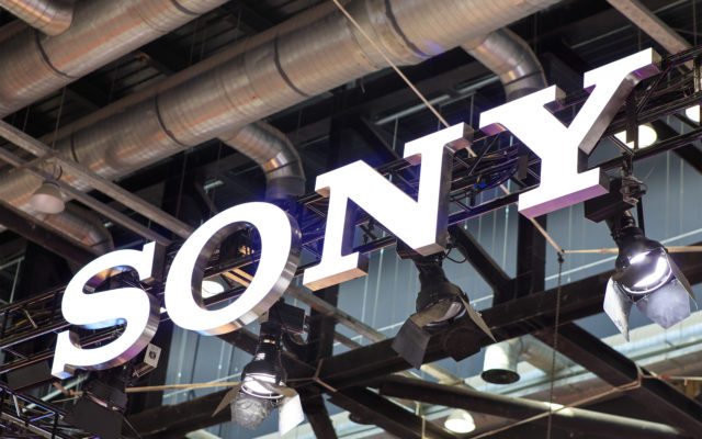 sony interested in security tokens