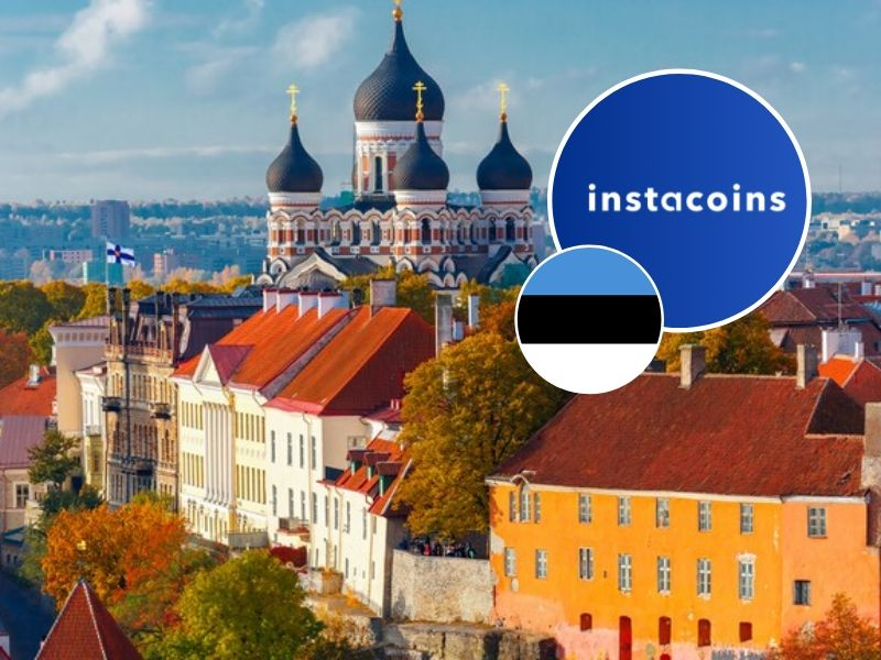 Instacoins crypto brokerage