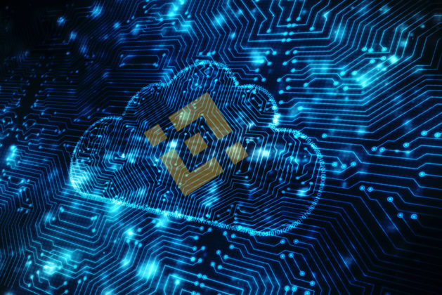 crypto cloud binance