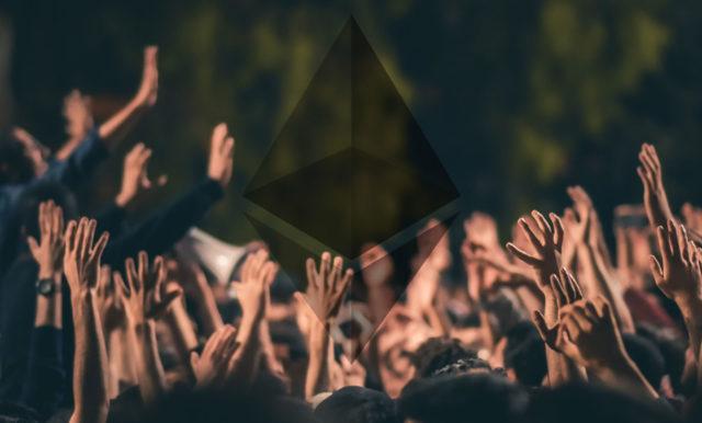 ethereum protest