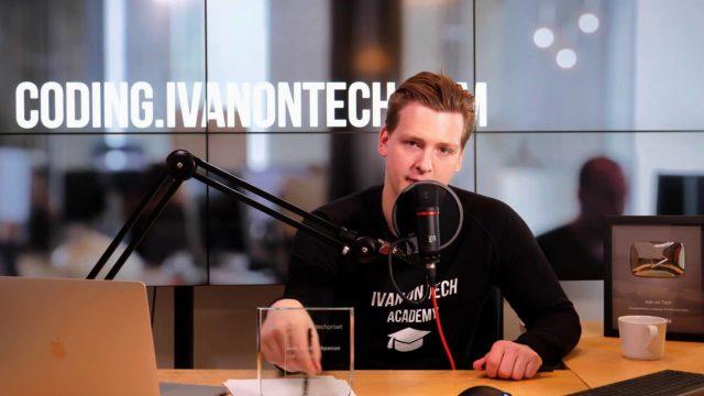 Ivan on Tech crypto influencer