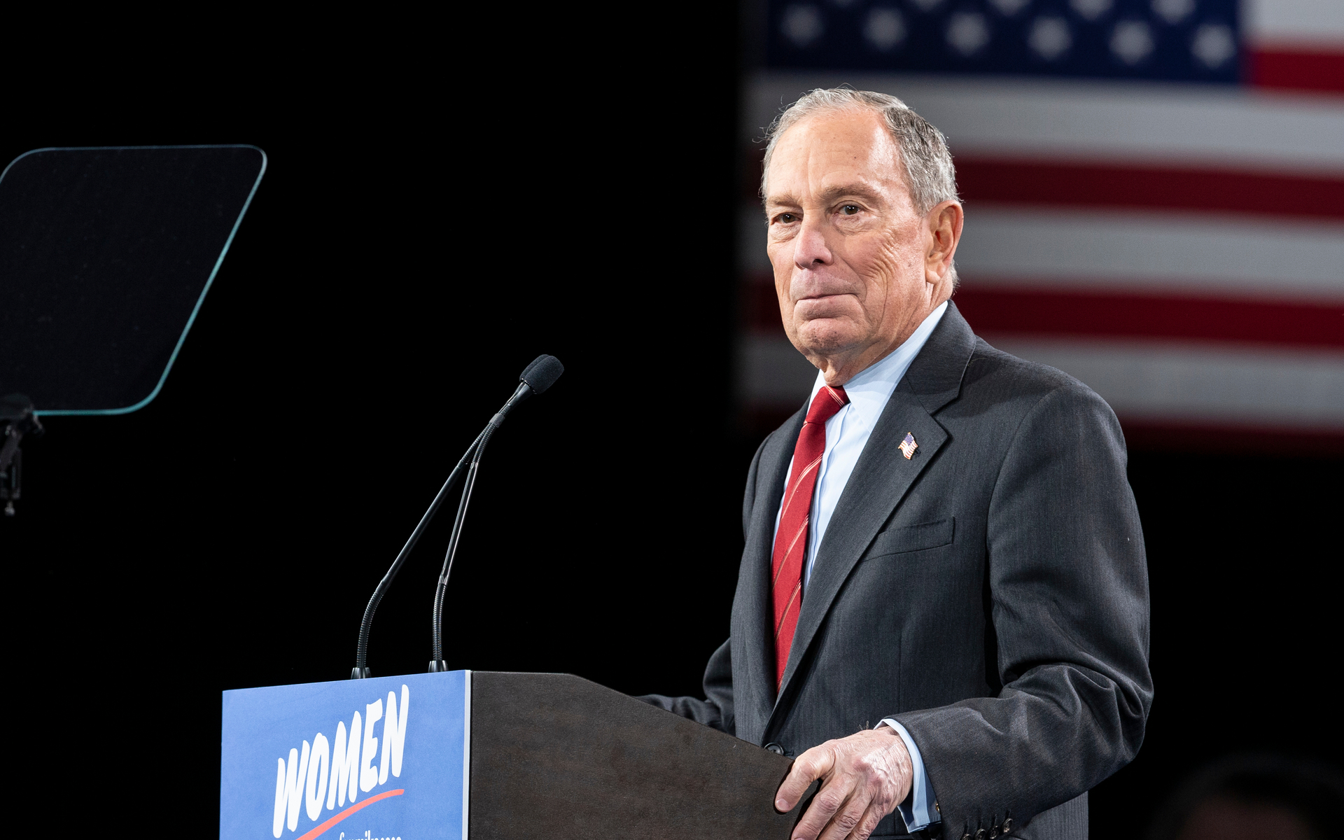 Michael Bloomberg Pushes For Crypto Regulation
