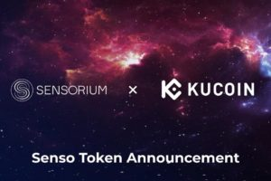 Sensorium (SENSO) Gets Listed on KuCoin to Drive Global Cryptomarkets