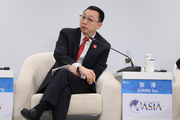 Tao Zhang, Deputy Managing Director of the International Monetary Fund