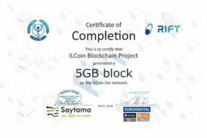 RIFT protocol blockchain