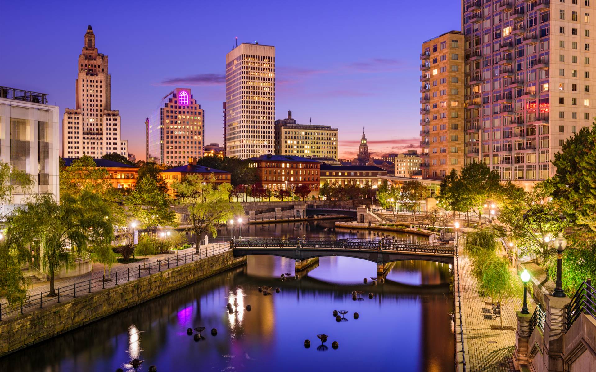 Rhode Island Introduces 'Economic Growth Blockchain Act'