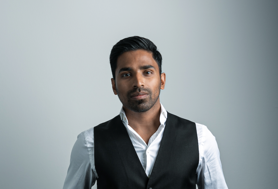 Aroosh Thillainathan, Founder of Whinstone and now Group CEO Northern Data