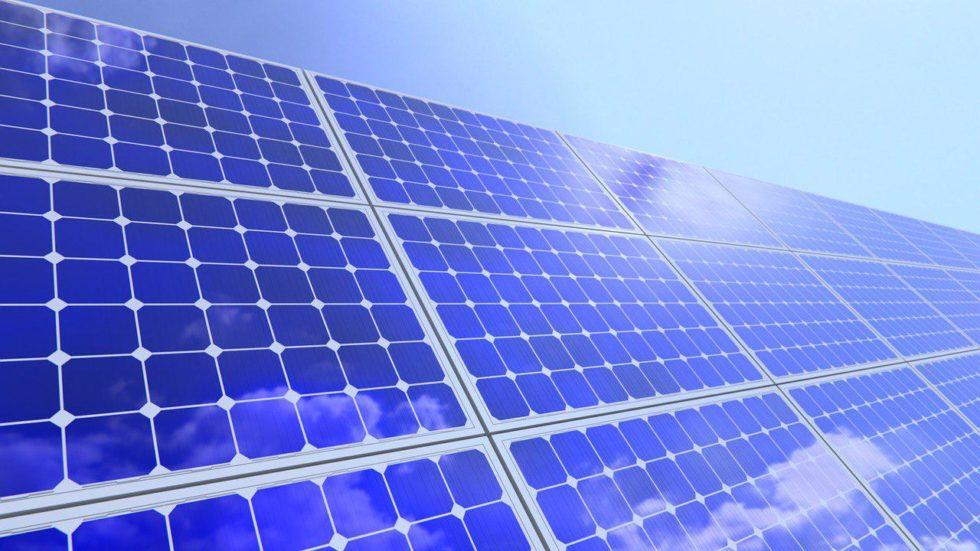 solar panel BTC mining