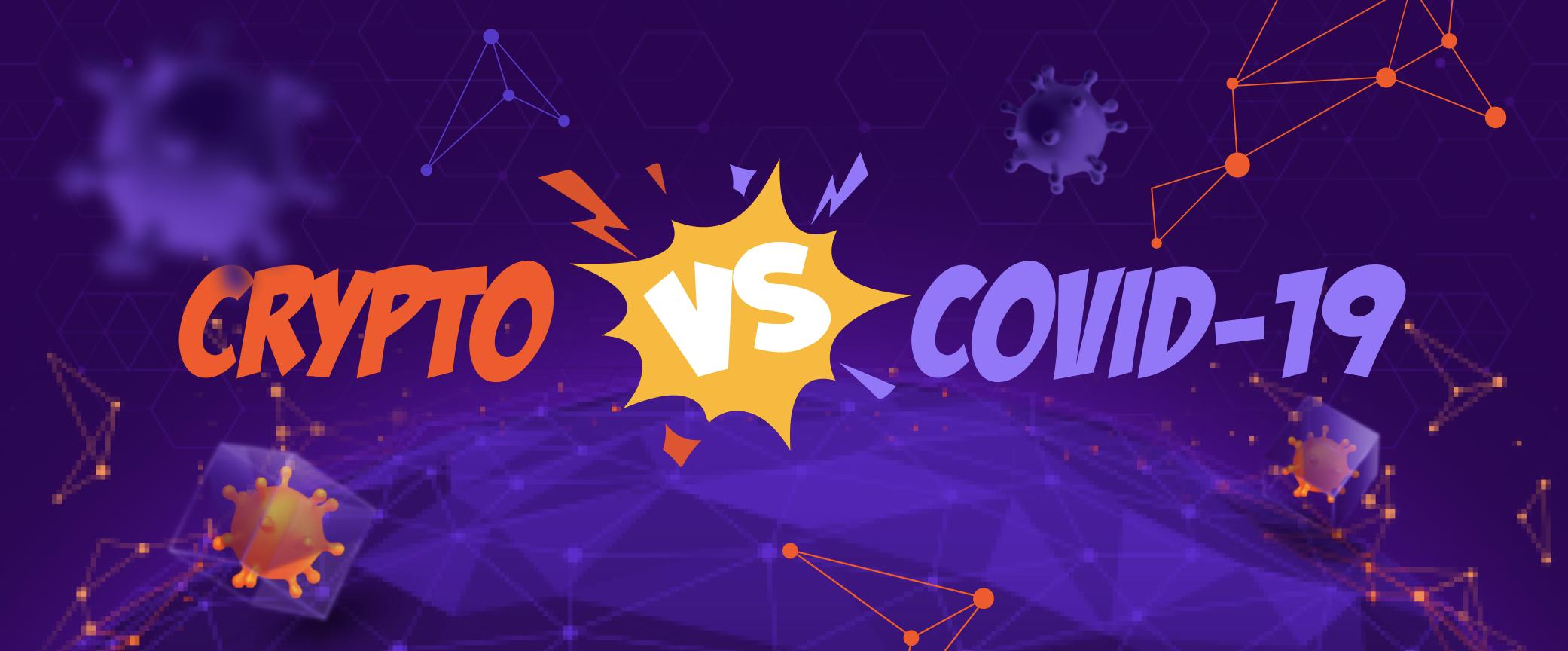 Crypto vs COVID-19: Bitcasino raises 20BTC donation