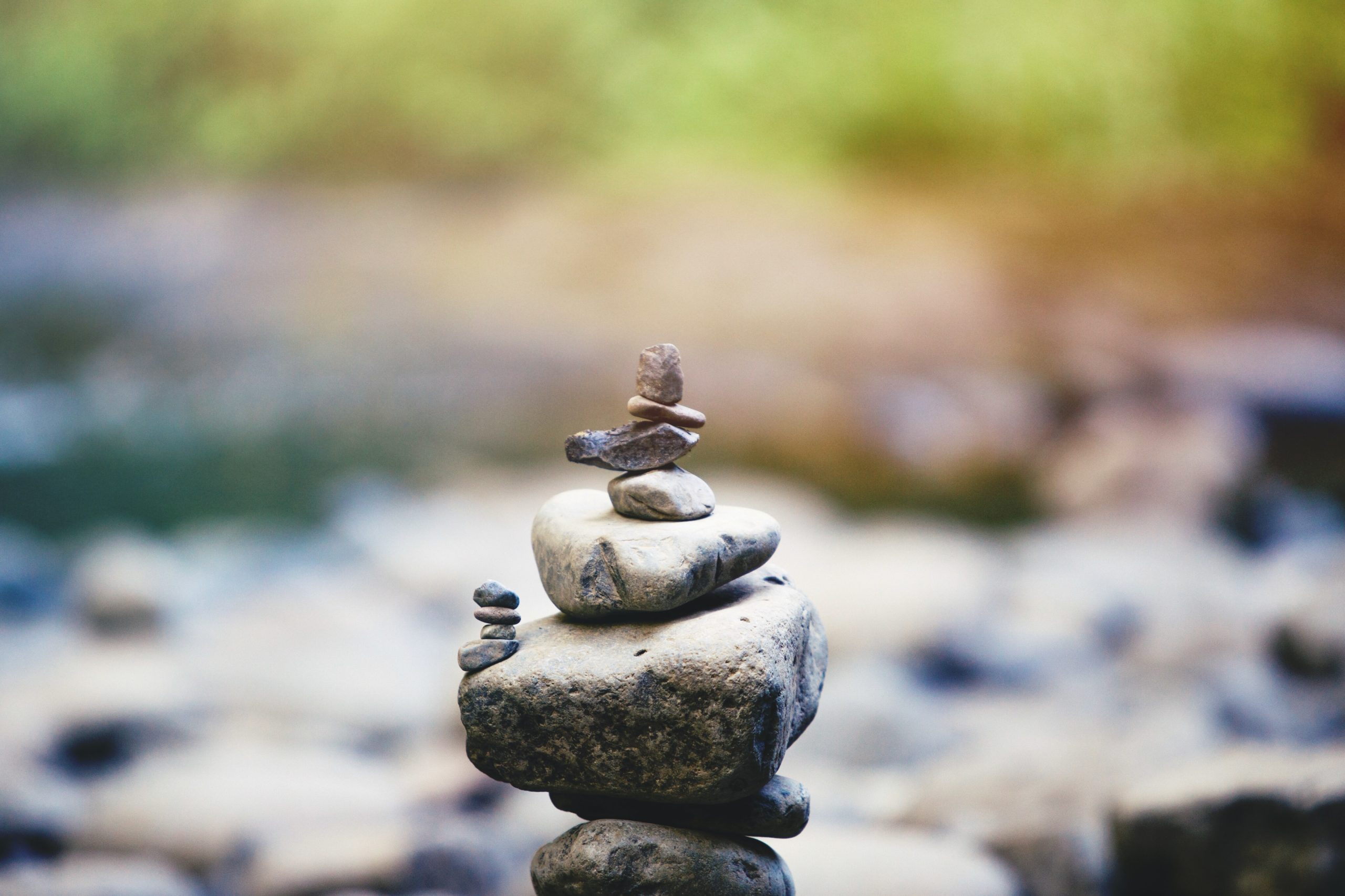 stacked rocks featured image for Bitcoin