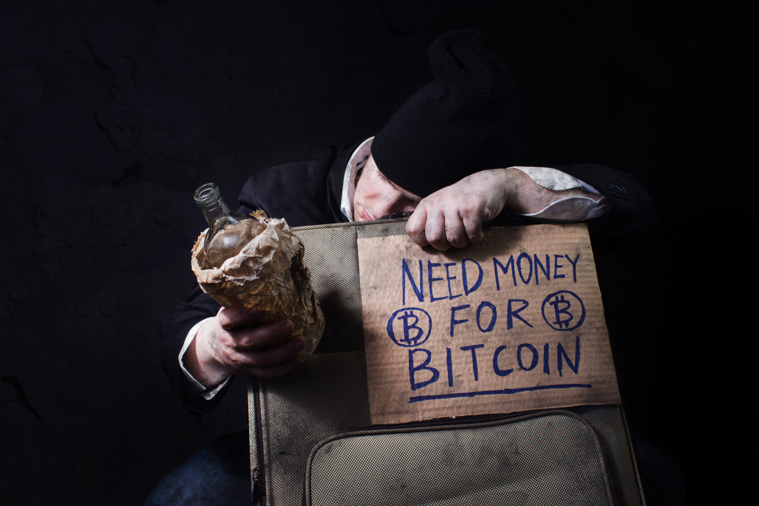 bitcoin government mistrust monetary policy