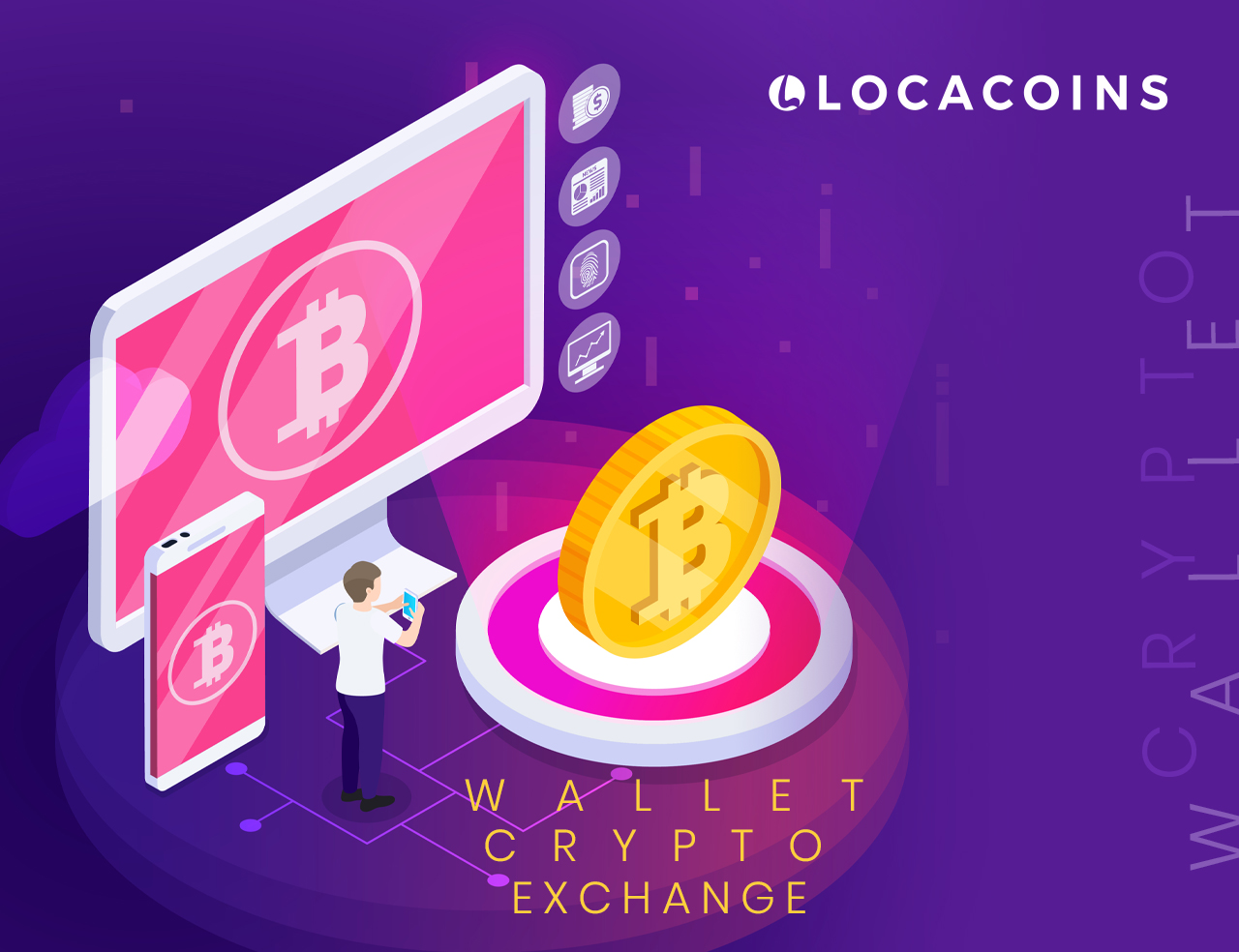 Locacoins: Turning On Profit with Available Coins