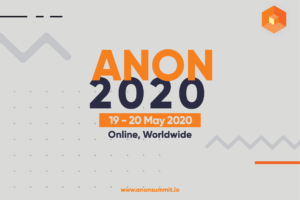 ANON Summit 2020 is moving into a fully online experience