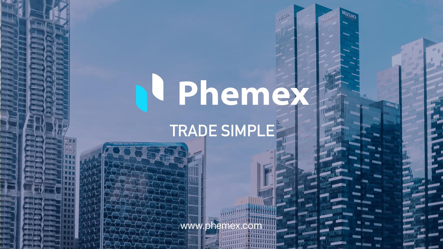 phemex crypto trading