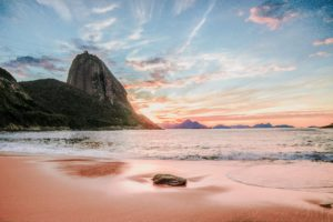 sunny beach in brazil featured image