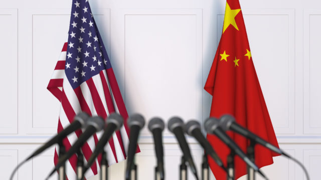 Tensions are Rising Again Between the US and China; Will This Boost Bitcoin?