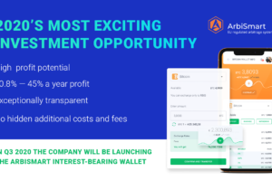 ArbiSmart: The Top Investment Company for Your Crypto Deposits