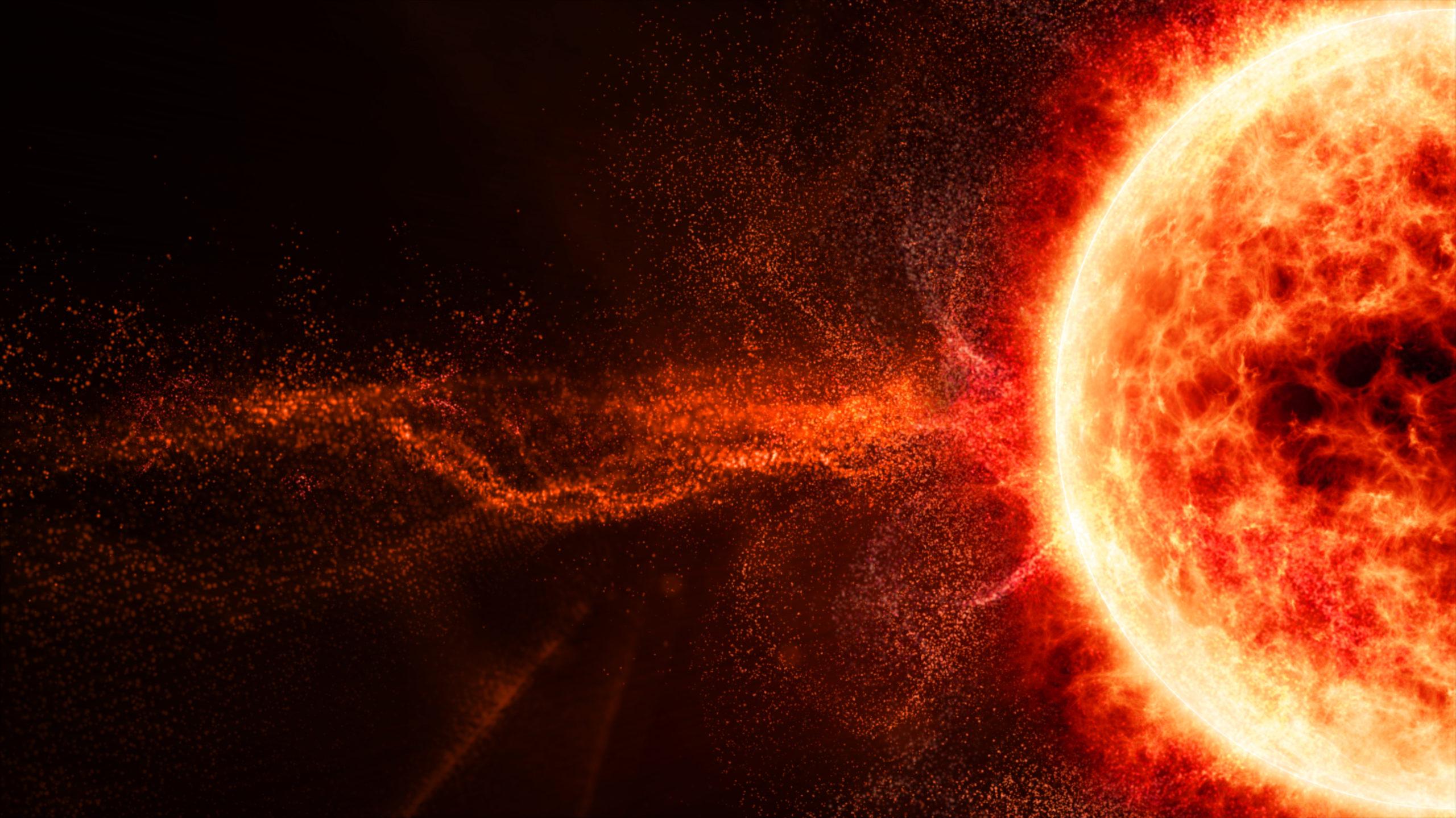 bitcoin black swan solar flare