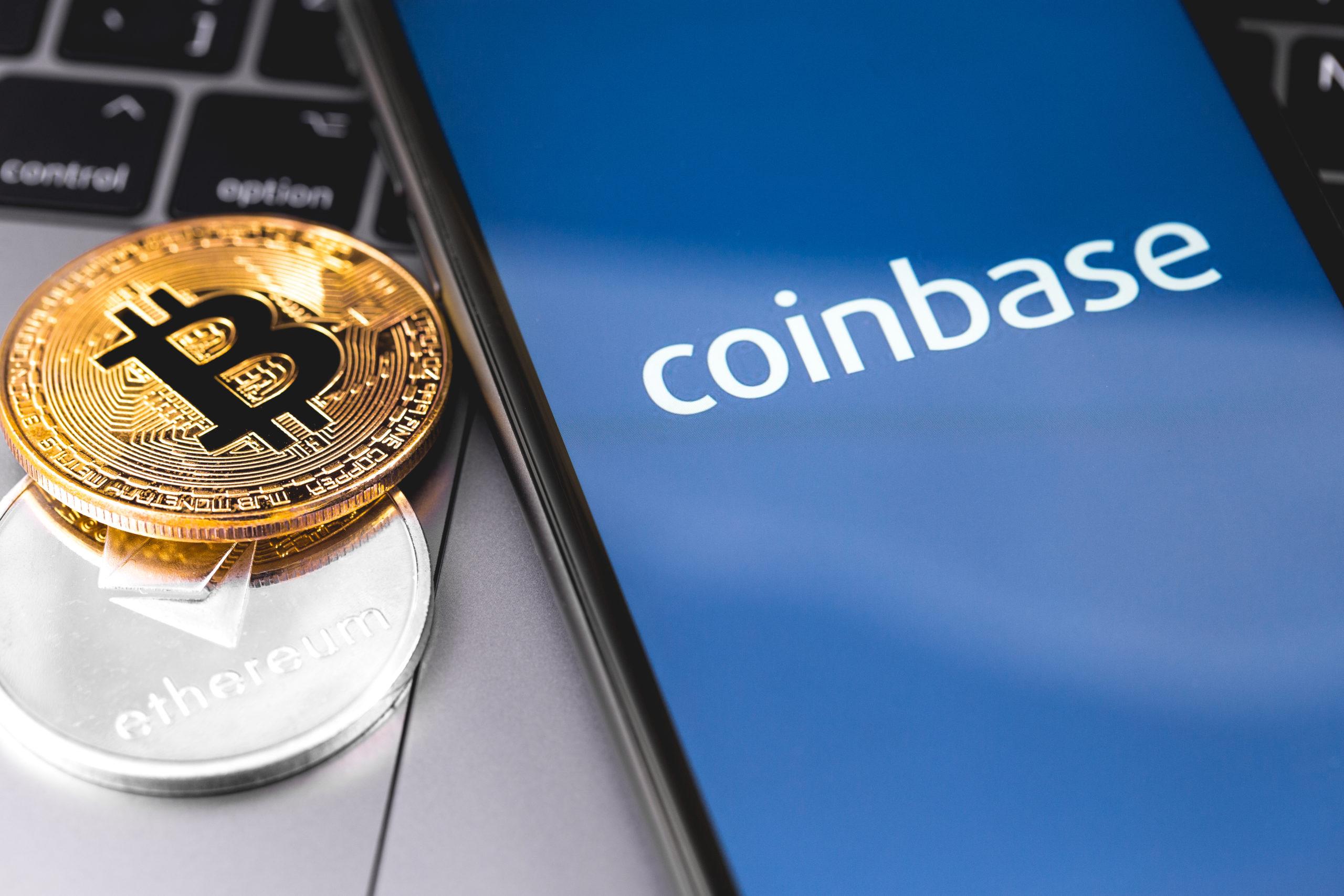 coin crypto coinbase bitcoin btc