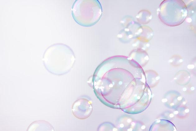 S&P 500 bubble bitcoin