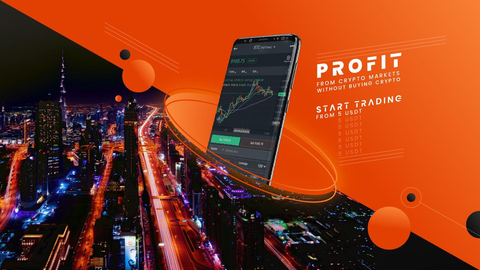 snapex crypto trading