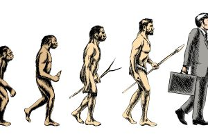 evolution to proof of stake