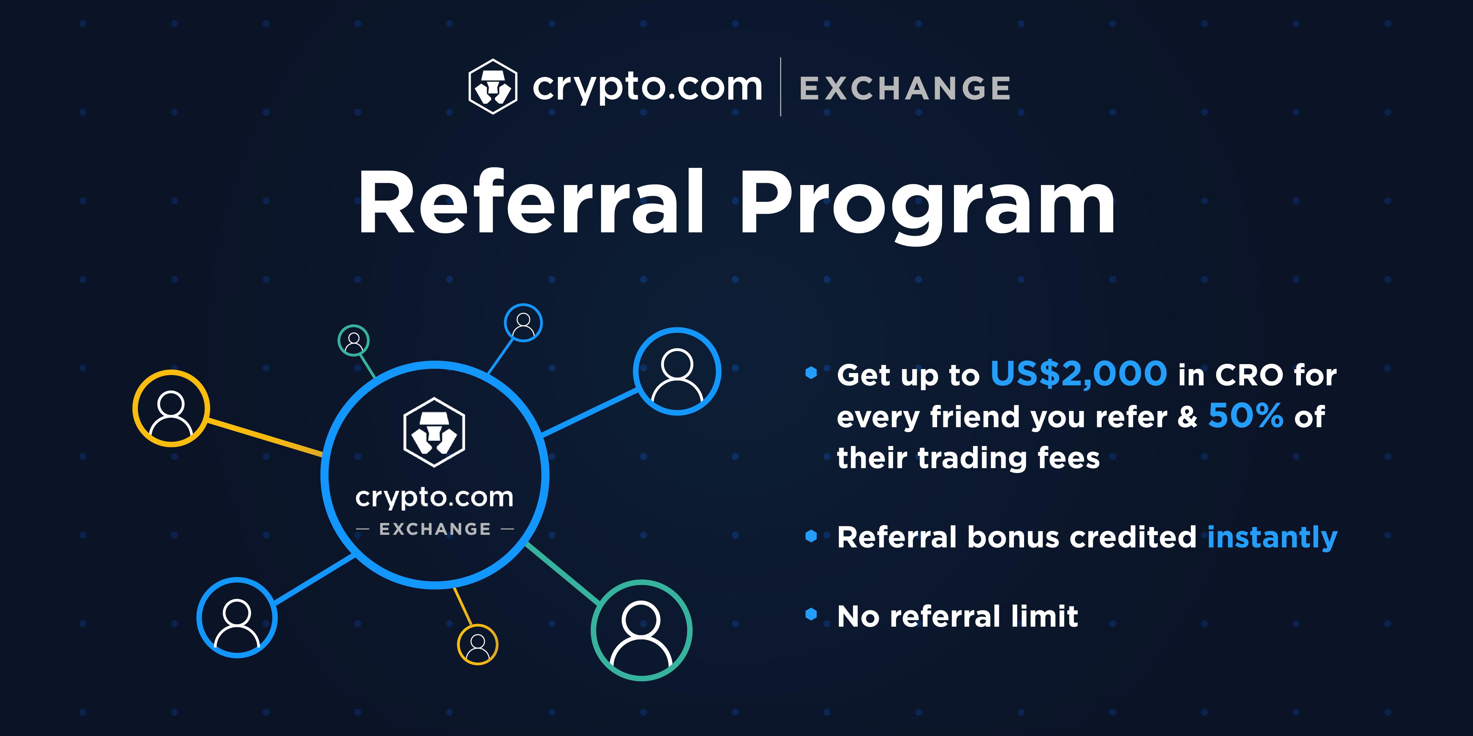 Crypto.com Exchange Referral Program_static_Static
