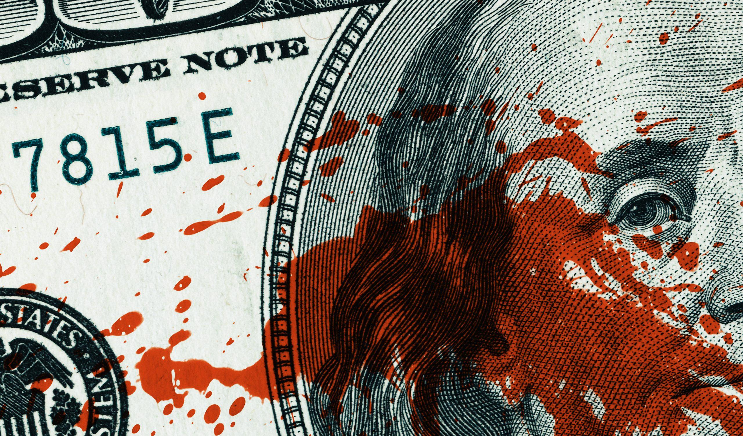 bitcoin bloody dollar revenge greenback dxy btcusd