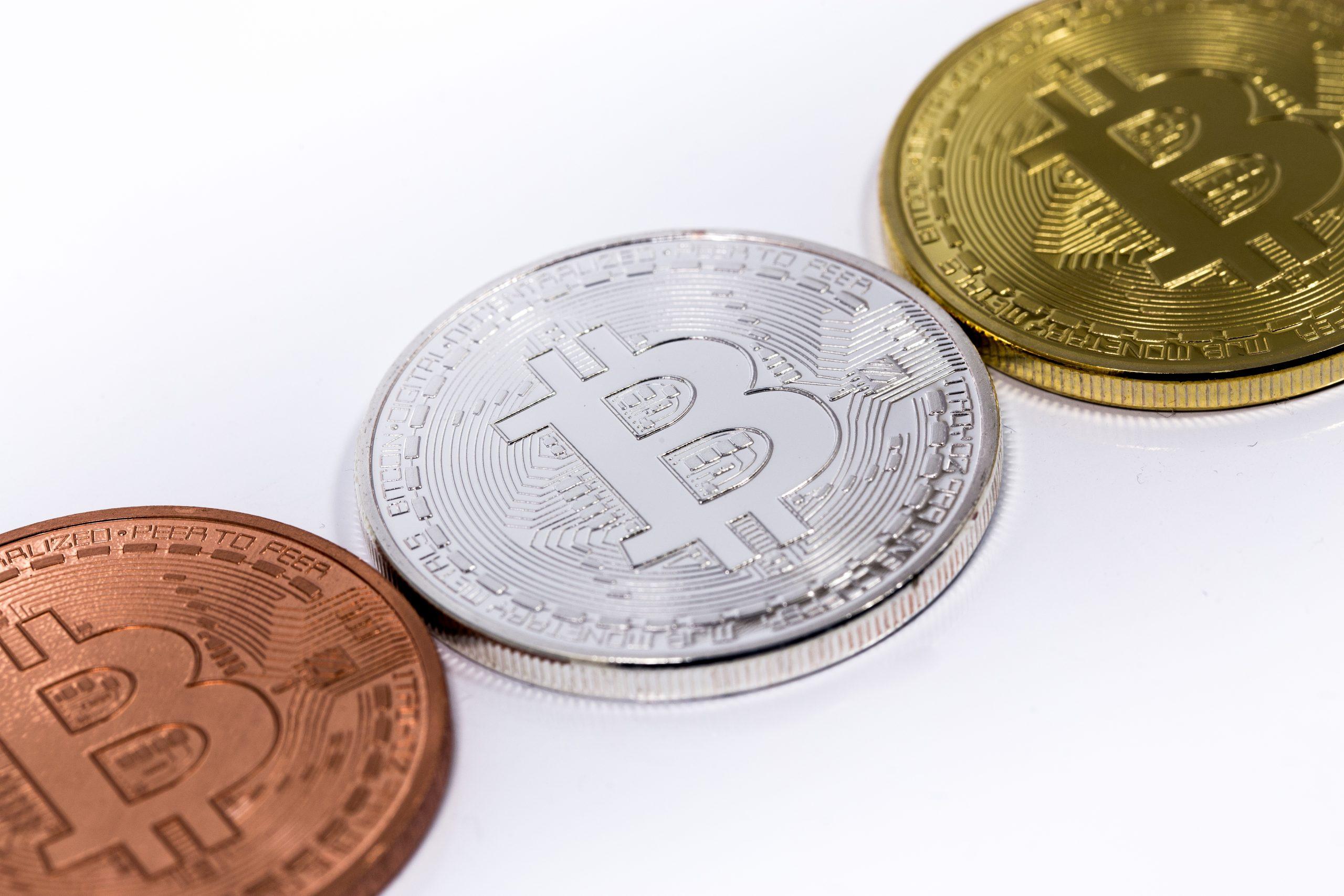 bitcoin silver gold