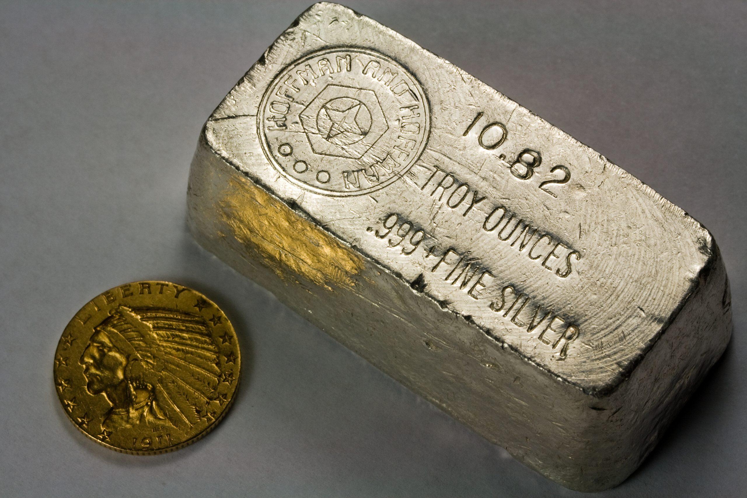 silver gold bitcoin altcoins
