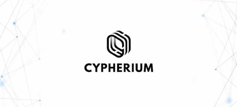Smart Contract Blockchain Cypherium Launches Crowdsale