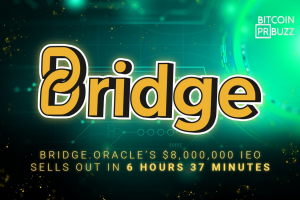 Bridge Oracle's BW IEO Sells Out in Just Over 6 hours