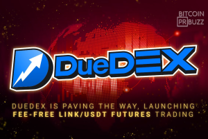 DueDEX launching LINK/USDT Futures Trading