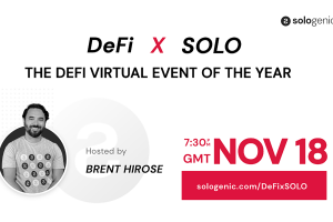Sologenic, Tokenized 40K+ Stocks, And The Upcoming DeFi x SOLO Event of 2020