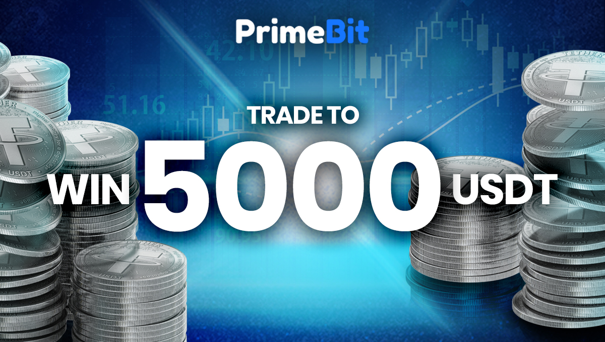 PrimeBit Demo Trading Contest Will Give Away $5000!
