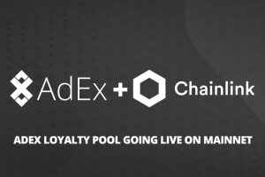AdEx Launches Elastic Staking Rewards Following Chainlink Partnership