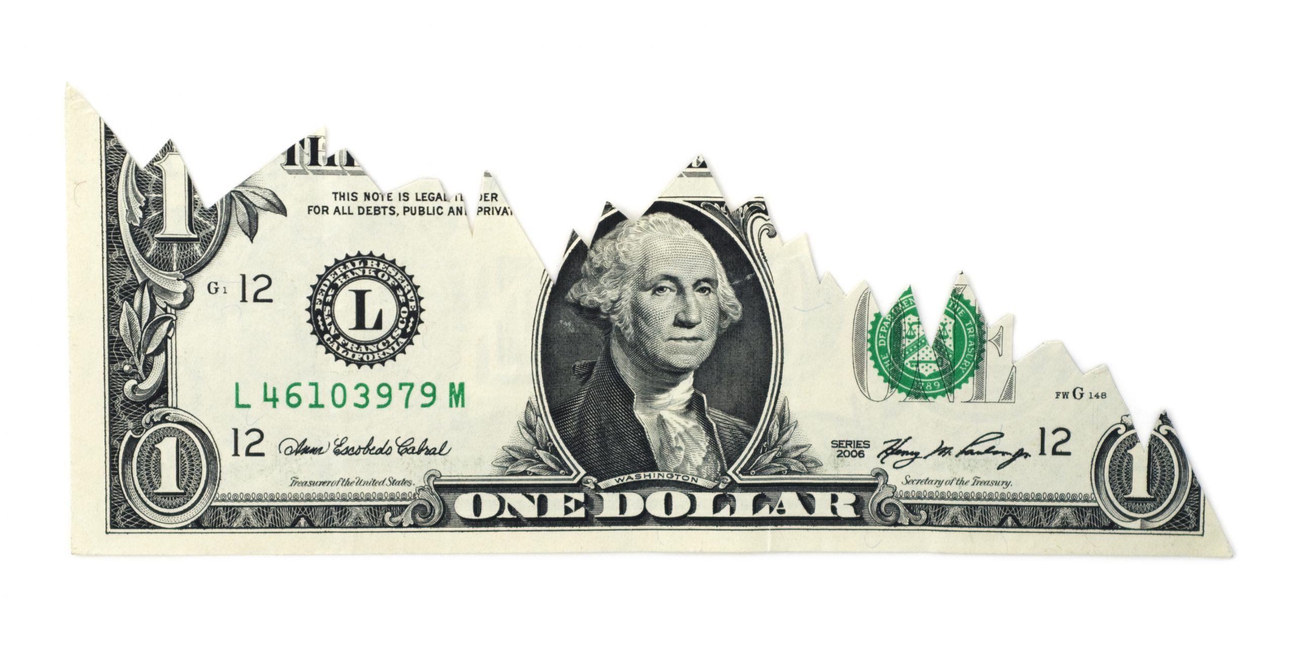 bitcoin devalued dollar